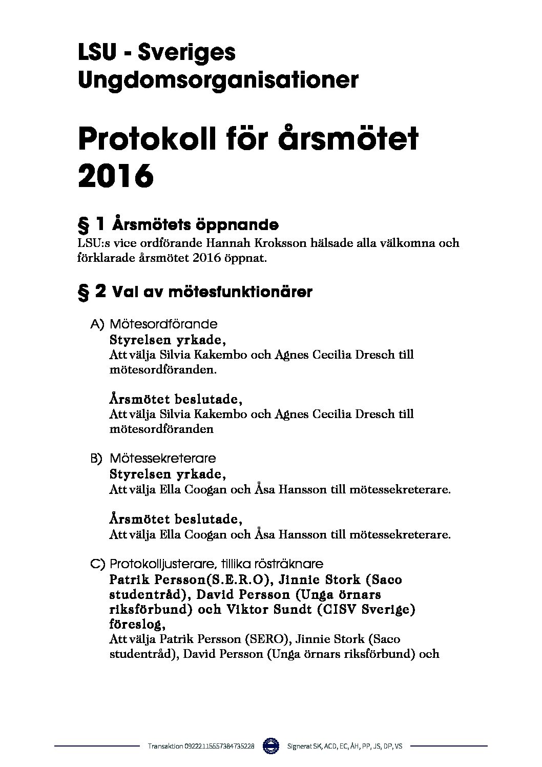 Protokoll LSU Årsmöte 2016_signerat