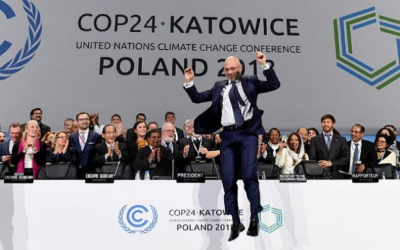 Så var COP24 slut
