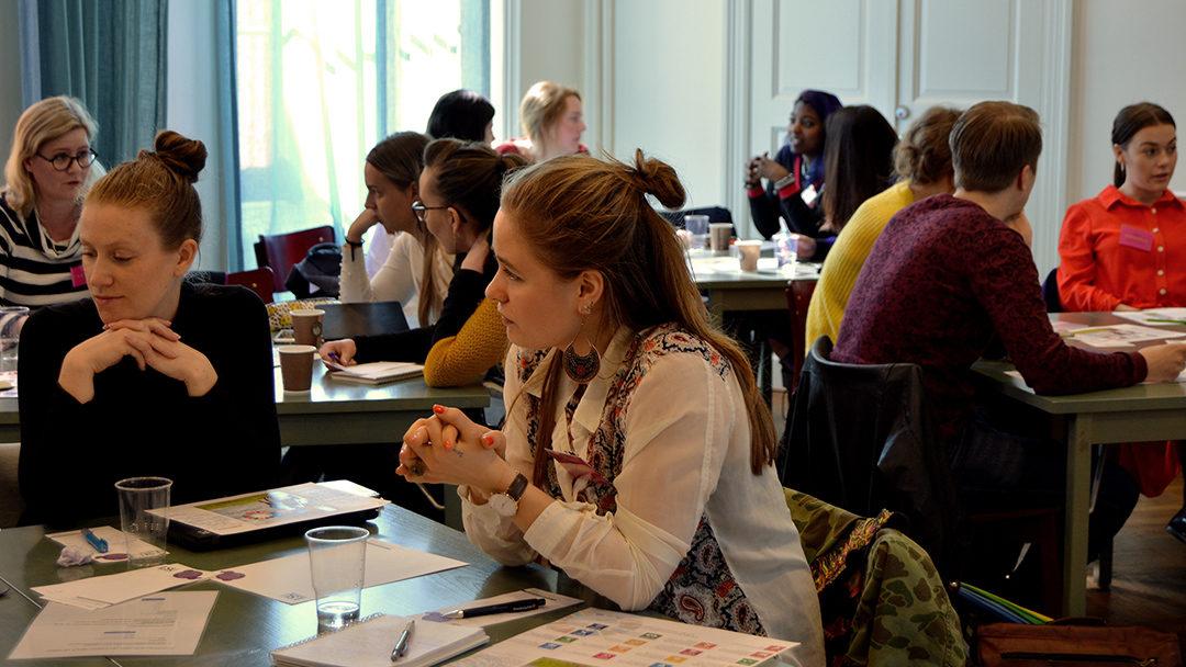 Konsultation LSU:s tillgänglighet och inkluderingsarbete