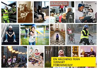 En hälsning från Svenskt Föreningsliv