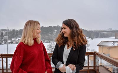 De representerar Sveriges unga i FN 2019