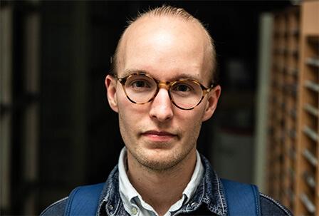 Ludwig är Sveriges ungas representant på klimattoppmöte