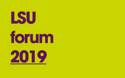Kom på LSU Forum