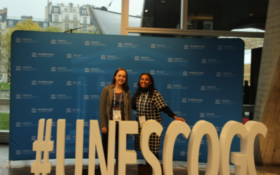 Tre budskap från UNESCO
