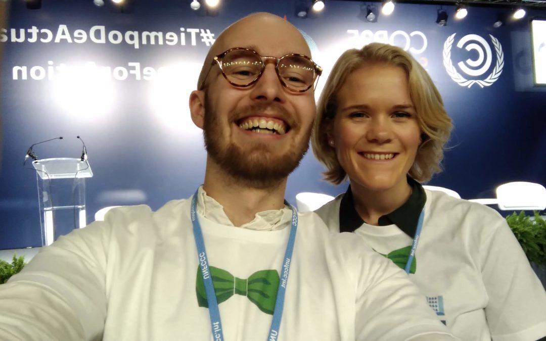 Ludwigs blogg: Bra, sådär och dåligt från COP25