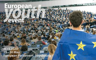 Häng med på European Youth Event 2020!