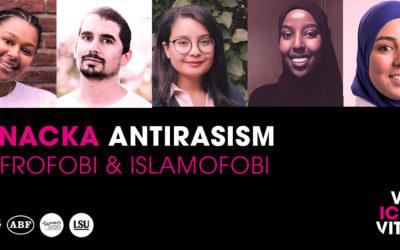Snacka antirasism – afrofobi och islamofobi