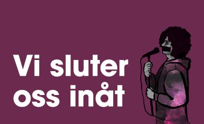 Vi sluter oss inåt – En kartläggning av hat och hot mot Sveriges ungdomsrörelse