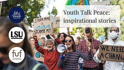 Youth Talk Peace: inspirational stories