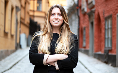 Louise Grabo har nominerats till inflytelserik EU-kommitté