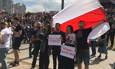 Call to Action – EU Foreign Ministers Must Stand With the People of Belarus
