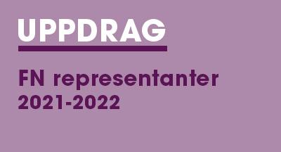 FN representanter 2021-2022