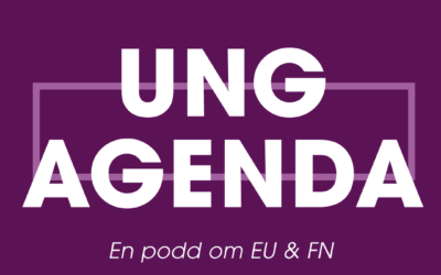 Nytt avsnitt! Ung Agenda