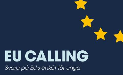 Var med och sprid info om EU-enkät