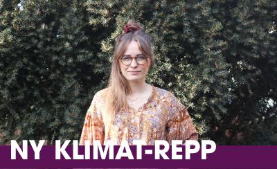 Ny ungdomsrepresentant till FN:s Klimattoppmöte