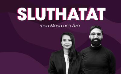 Tredje delen av podcasten SLUTHATAT ute nu!
