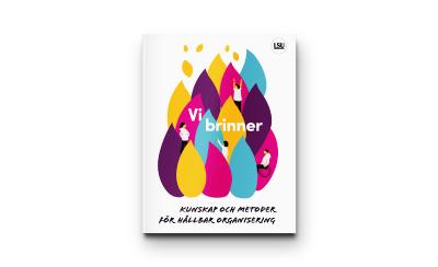 Nya exemplar av metodboken Vi brinner!