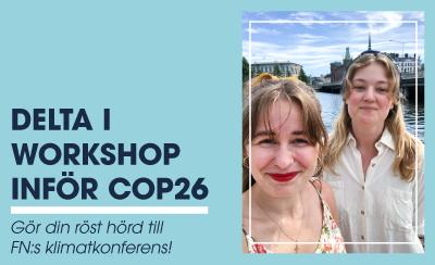 Workshop COP 26